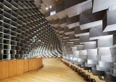 Serpentine Pavilion 2016 Interior / BIG