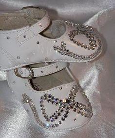 905da61d1a1f43 Baby Bling Shoes   Rhinestone Baby Shoes   Crystal Baby Shoes Bling Baby  Shoes