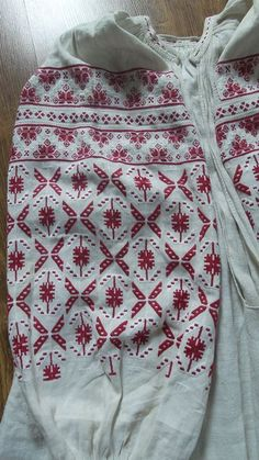 Short Tops, Folk, Cross Stitch, Arts And Crafts, Embroidery, Ethnic, Model, Shirts, Clothes