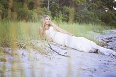 Cortney- Rock the Frock Bridal Session- Morehead City, NC- Outer Banks, NC- Common Dove Photography