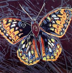 Andy Warhol, Butterfly