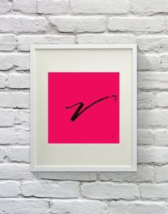 V for Vendetta Calligraphy by LVSC on Etsy, $18,00