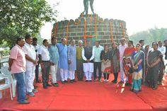 ઝાંસીની રાણી લક્ષ્મીબાઈની જન્મજયંતિ અંગે પુષ્પાંજલિનો કાર્યક્રમ   Gautam Shah  Ahmedabad, India  AMC-Ahmedabad Municipal Corporation  #Ahmedabad  #RaniofJhansi  #RaniLaxmiBai