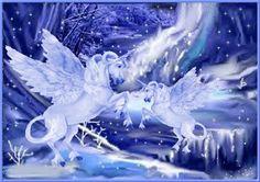 blue unicorn's - Google Search