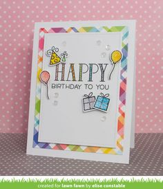 Hello and Welcome to our March Inspiration Week! We are showcasing 6 new   stamp sets, 10 stand alone die sets and our Watercolor Wishes...
