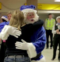 Santa Serves Up Christmas Surprises - Guideposts