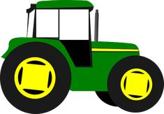 free download john deere tractor clipart for your creation barn rh pinterest com john deere tractor clip art free john deere tractors clip art images free