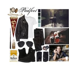 [YOUNG] SIRIUS BLACK. by elle-weasley on Polyvore featuring La Perla, Timberland, Bally, Junya Watanabe, Wrap, Georges Morand, GET LOST, men's fashion, menswear and harrypotter