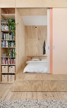 Flinders Lane Apartment by Clare Cousins Architects | http://www.yellowtrace.com.au/flinders-lane-apartment-clare-cousins-architects/