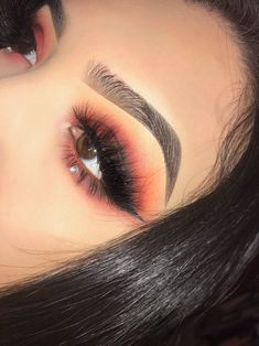 Eye Makeup Tips.Smokey Eye Makeup Tips - For a Catchy and Impressive Look Flawless Makeup, Glam Makeup, Pretty Makeup, Love Makeup, Skin Makeup, Makeup Inspo, Makeup Inspiration, Beauty Makeup, Hair Beauty