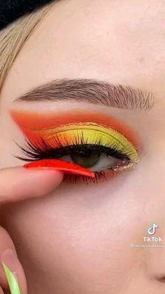 Make Up, Tutorials, Colorful Eye Makeup, Makeup, Beauty Makeup, Bronzer Makeup, Wizards
