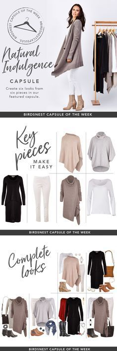 Casual capsule wardrobe example - get a completely done for you Autumn/Winter capsule wardrobe at http://www.thecapsulewardrobe.co.uk #wardrobebasicsclassic