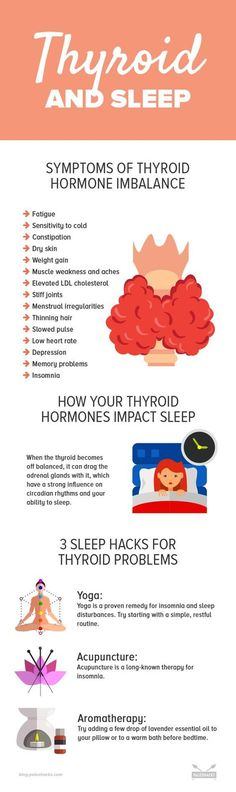 When you're battling thyroid problems, sleep can become elusive and frustrating. Fatigue can feel debilitating, and sleep becomes more critical than ever. But when hormones are unbalanced, insomnia and other sleep issues can surface. Read the article here: http://paleo.co/thyroidsleep