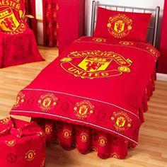 Man U Bedding / Quilt / Cover / Sheets