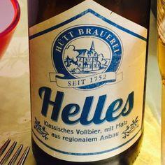 Hütt - Helles