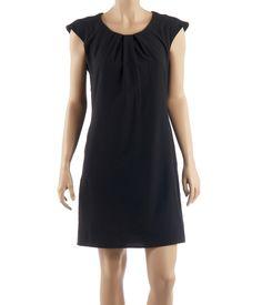 Robe femme unie coupe droite - Robes Camaieu - Pret a porter féminin, mode et tendance
