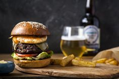 Lobster Burger... treat yourself! #foodie