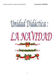 La Navidad  Unidad Didáctica para Primaria: