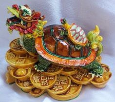 Feng Shui Dragon Tortoises ** You can find out more details at the link of the image. Note: It's an affiliate link to Amazon.