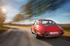 Porsche 911 - Orange