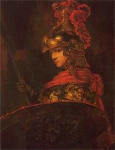 Rembrandt's Alexander the Great.
