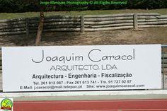 JOAQUIM CARACOL ARQUITECTO, LDA