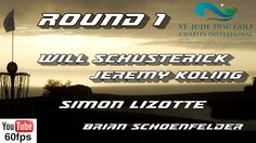 2015 St. Jude Invitational: Round 1 (Koling, Lizotte, Schoenfelder, Schu...