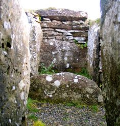 Loughcrew | Sliabh na Caillíghe | The Mountains of the Witch | Sacred Island | by Martin Byrne