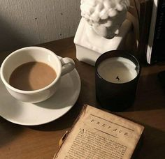 # - Food and Drink Coffee And Books, Coffee Love, Coffee Break, Coffee Shop, Coffee Cups, Morning Coffee, Brown Aesthetic, Aesthetic Vintage, Aesthetic Coffee
