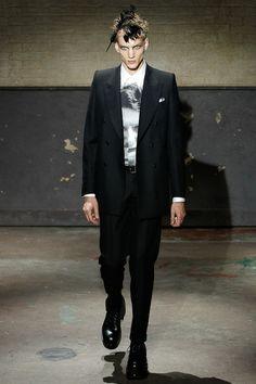 Alexander McQueen | Fall 2014 Menswear Collection | Style.com