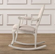French Vintage Rocker | Nursery Seating | Restoration Hardware Baby & Child