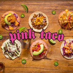 Pink Taco Mexican Cantina • Hard Rock Hotel & Casino Las Vegas