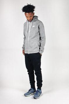 Nike, Tech Fleece Pants 1MM - black