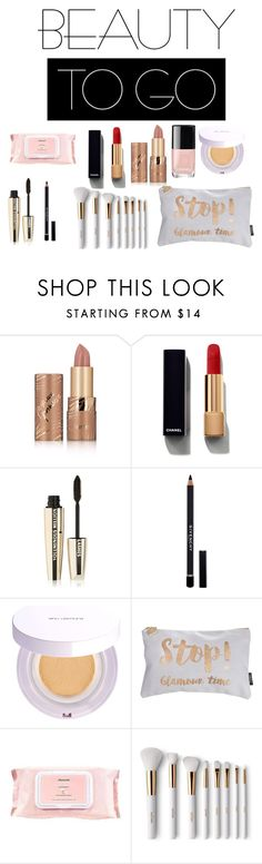 """""""Untitled #57"""" by kiaracmccarthy on Polyvore featuring beauty, Chanel, tarte, L'Oréal Paris, Givenchy, shu uemura, Nails Inc., Mamonde and Terre Mère"""