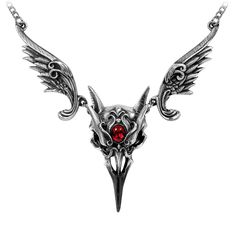 Llords Jewellery Classic Phoenix Bird Firebird Necklace Pendant, Fine Pewter Jewelry
