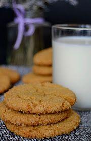 Citromhab: Gyömbéres keksz Small Cake, Diy Food, Glass Of Milk, Biscuits, Fudge, Food Porn, Paleo, Food And Drink, Sweets