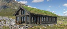 Mulig hyttemodell: Frei - Tiurtoppen Hytter - hytteleverandør av nøkkelferdige hytter!