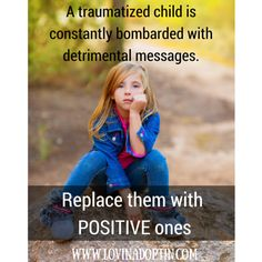 replace negative messages with positive