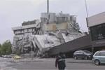 Terremoto en Nueva Zelanda - 22 de February del 2011