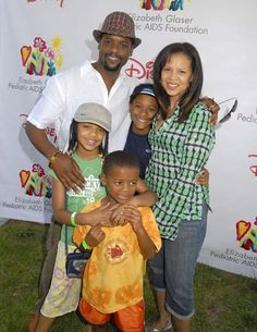 Meet Desiree Da Costa, wife of actor Blair Underwood. The couple married back On September 17, 1994. They have three children together: sons Paris and Blake Ellis, and daughter Brielle.