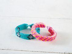 Bracelet en Queue de Poisson Triple Coloré pour Filles MonsterTail