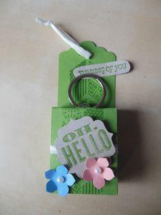 Schlüsselanhängerverpackung