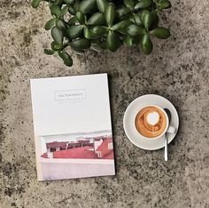 Good morning Monday! Hello Salt & Wonder  Issue 1: Lisbon. We happily stock this brand new magazine about new movements of the culinary startup culture one city at a time in our shop (@coffeetablemags)! Salt & Wonders first issue explores the culinary startup culture of Lisbon by bringing old and new food trends together. Typical Portuguese restaurants and places rooted in their tradition and cultural history are slightly disappearing from the citys skyline. Nowadays innovative local shops…