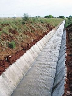 "FARM SHOW - Just Add Water: ""Concrete Cloth"""