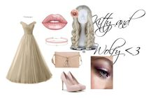 """""""Kitty's Dream Prom Look"""" by kitiwa-gang-aji on Polyvore featuring CHARLES & KEITH, Miss Selfridge and Lime Crime"""
