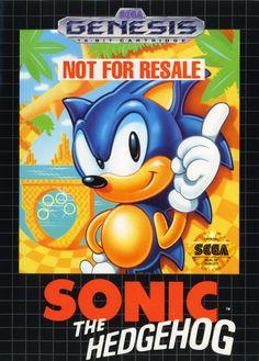 Sonic the Hedgehog [Genesis] (1991)