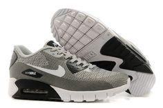 classic fit a4ddc cb5b4 Air Max 90 Buitensport Sneakers Donker grijs/zwart Cheap Nike Air Max, Nike  Shoes
