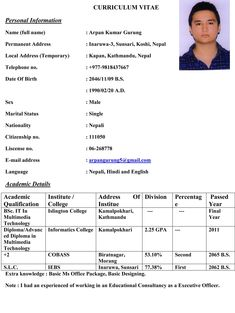 Resume Format On Word Biodata Format Free Download  Google Search  Marriage Biodata .