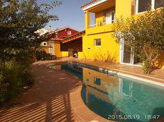 Eget hus/egen lgh i Teror, ES. Apartamento Adosado situado en la planta inferior de nuestra maravillosa casa terrera. Con piscina y muchas zonas comunes.