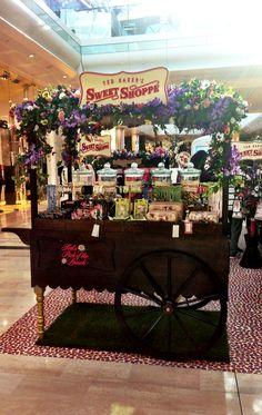 Ted Baker's Sweet Shoppe pop-up